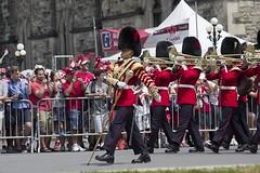 Guards Band (Stephen Gardiner) Tags: ottawa ontario 2016 canadaday parliamenthill canada july1 celebration pentax k3ii 100300