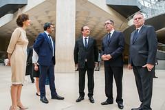 (H.H. Sheikh Abdullah bin Zayed Al Nahyan) Tags: paris louvre mofa ministers abz       tcaabudhabi    mofaaic  zayedcenter    abduallabinzayed