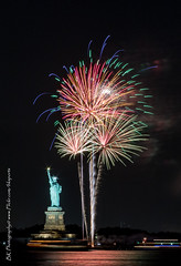 Statue Of Liberty Fireworks July 16 2016-13 (bkrieger02) Tags: nyc newyorkcity longexposure nightphotography brooklyn canon fireworks hudsonriver statueofliberty pyro redhook libertyisland pyrotechnics libertyharbor canonusa 7dmkii louisvalentinopier
