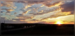 Sunset (T.S.Photo (Teodor Sirbu)) Tags: sunset clouds colors photo photography samsung s4