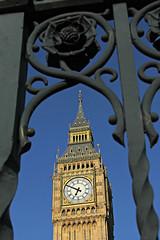 London: Big Ben July 2016 (Barbara Chandler) Tags: bigben london clock housesofparliament westminster