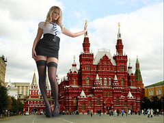 gtsr22 (vogelfd1) Tags: blonde russian giantess stockings