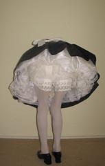 Petticoats (marcia2015au) Tags: tv cd crossdresser crossdressing sissy dressing cosplay petticoats sissymaid maid bloomers