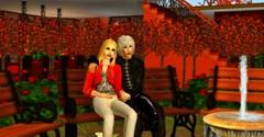 dante_and_trish_by_dantedevilknight-d86pj4t (Dante x Trish) Tags: devilmaycry relationship pairing      people manga japan anime dmc dante trish devil may cry game dmc4 love hug  capcom videogame fantasy video games gaming gloria