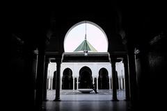 Grande Mosque de Paris (Gwenal Piaser) Tags: paris france canon eos march grande reflex ledefrance zoom muslim islam gimp grand mosque fullframe francia canoneos 1000 parigi 6d mosque 2014 2870mm 24x36 eos6d grandemosquedeparis grandmosqueofparis rawtherapee ef2870mm canonef2870mmf3545ii unlimitedphotos canoneos6d gwenaelpiaser ef2870mmf3545ii 2870mmf3545ii canonef2870mm