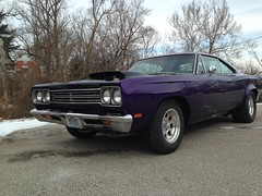 """1969 Plymouth Road Runner • <a style=""""font-size:0.8em;"""" href=""""http://www.flickr.com/photos/85572005@N00/16184499783/"""" target=""""_blank"""">View on Flickr</a>"""