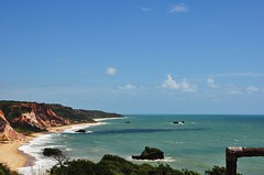 o charmoso e belo Oceano do meu Brasil (Ruby Ferreira ®) Tags: sky clouds céu cliffs nuvens atlanticocean oceanoatlântico brasilbrazil joãopessoapb northeastbrazil nordestebrasileiro praiadotambaba costadocondepb