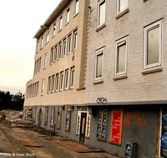 Insulindeweg_Amsterdam Oost_18-1-14 (kees.stoof) Tags: amsterdam zeeburg amsterdamoost celebesstraat insulindeweg muiderpoortstation
