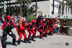 Wondercon 2015 (Gamefob Network) Tags: dc comic geek cosplay space spiderman games disney captain convention batman anaheim captainamerica con gamefob