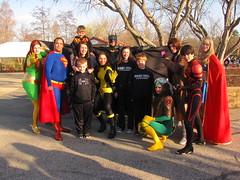 IMG_3433 (foodbyfax) Tags: phoenix cosplay superman batman supergirl rogue superboy gambit kittypryde heroesallianceohio
