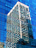 sir real (nj dodge) Tags: nyc newyorkcity ny reflection manhattan 42ndst bryantpark 6thave metlifebuilding gracebuilding