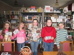 Перші книги - нагорода  - 2009 рік