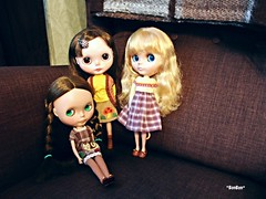 My cozy dolly family