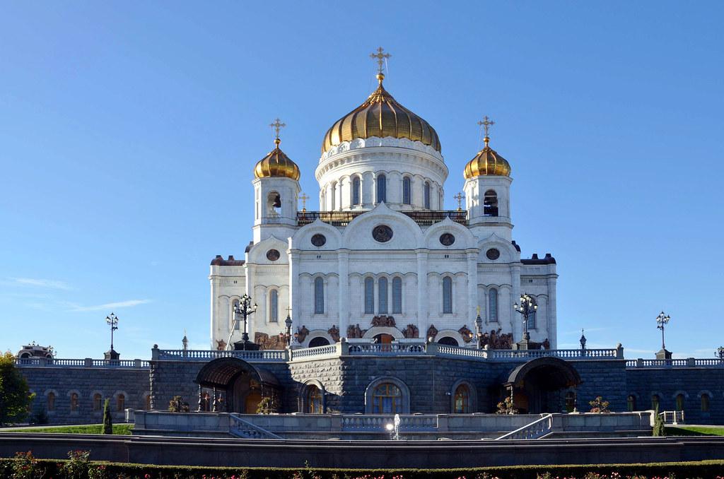 фото: Храм Христа Спасителя / Cathedral of Christ the Saviour