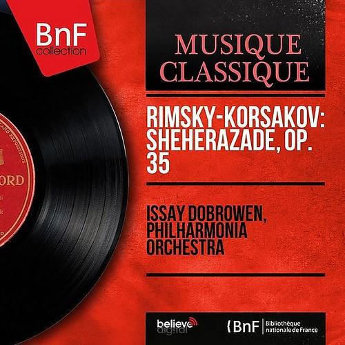 Rimsky-korsakov Sheherazade Op. 35 -mono Version- Issay Dobrowen Bnf Collection