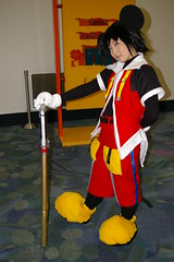 1286 AX06 (Photography by J Krolak) Tags: costume cosplay masquerade anaheim keyblade animeexpo2006 ax06 kingdomofhearts