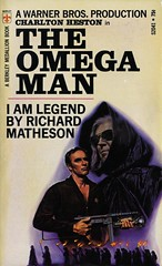 Matheson, Richard - I Am Legend (The Omega Man) (exaquint) Tags: movie scifi bookcover