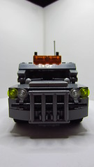 DP-57 6x6 Utility Vehicle (Grimgorr) Tags: lego military scifi dp576x6