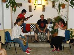 Concierto flamenco en Academia
