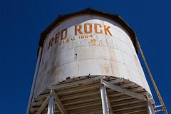 Red Rock Water Tower (Larry Kottraba) Tags: arizona watertower redrock