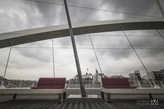 Dtente ? (Laurent VALENCIA) Tags: museum architecture lyon rhne muse moderne pont tourisme berges magiclantern contemporaine confluences raymondbarre musedesconfluences dualiso