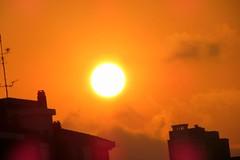 Astro rey (arxabin) Tags: sun hot sol euskadi bilbo calor