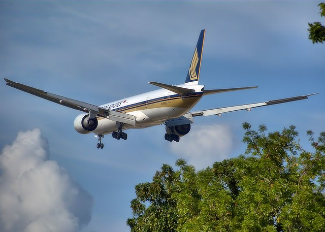 GoodBye, Mr Lee Kuan Yew. A Photo Tribute of the nations National Carrier: Singapore Airlines