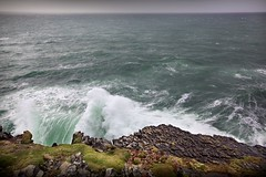 The Crash (Michael Foley Photography) Tags: county ireland sea clare cliffs countyclare doonbeg loophead