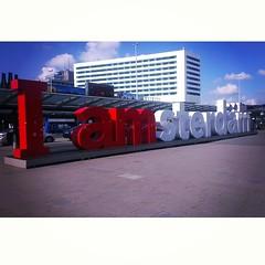 Amsterdam. (lipevgoncalves) Tags: travel amsterdam iamsterdam view htc htcphoto htconex