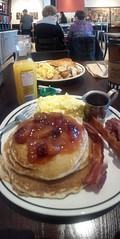 PANO_20150404_111629 (Walker the Texas Ranger) Tags: food pancakes corner cafe tx bakery denton