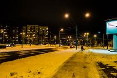 Tychy (nightmareck) Tags: winter night europa europe fuji poland polska handheld fujifilm zima fujinon tychy silesia pancakelens xe1 apsc mirrorless lskie grnylsk xtrans fotografianocna xmount xf18mm xf18mmf20r bezlusterkowiec