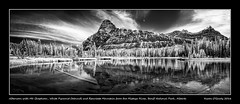 Afternoon with Mt. Chephren, White Pyramid (behind) and Epaulette Mountain from the Mistaya River, Banff National Park, Alberta [EXPLORED] (kgogrady) Tags: trees blackandwhite bw snow canada mountains landscape rockies blackwhite spring nikon afternoon rocky noone sunny ab nopeople alberta infrared rockymountains nikkor dx banffnationalpark mtchephren canadianrockies 2016 westerncanada canadianmountains canadianriver mountchephren d80 canadiannationalparks canadianlandscapes mistayariver cans2s whitepyramid nikonafs18200mmgvr epaulettemountain canadianrockieslanscape