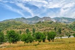 View of the Mountains near Dogram (Emaad Paracha) Tags: festival fort top pass mosque valley mir dir kalash shahi mardan chitral malakand lowaripass lowari terich bumburet lowaritop timergara chilimjusht