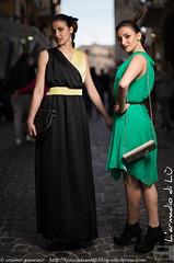 IMG_4692 (traccediscatti) Tags: verde moda persone giallo donne nero sera pubblicit abiti ragazze vestiti modelle abbigliamento accessori eleganza