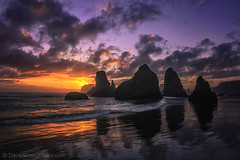 Face of Bandon (Dave Arnold Photo) Tags: ocean travel sunset sea wild sky woman usa cloud hot sexy ass beach wet water beautiful sex oregon canon naked nude point landscape photography spread coast us photo big high fantastic tit photographer tour pacific outdoor or awesome tide butt arnold pussy scenic picture peaceful wave pic professional photograph american huge wife upskirt 5d serene bandon endangered milf ore idyllic highway101 seastack coquille mkiii facerock 24105mm davearnold cooscounty nationalwildlife davearnoldphotocom