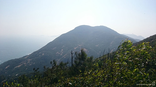 Hiking in Hong Kong