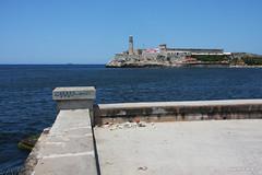Havana (-AX-) Tags: mer havana cuba forteresse malecn fortelmorro