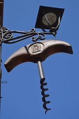 Barolo (2) (moniq84) Tags: blue sky nature lamp italia arms wine sunny piemonte ciel cielo grapes alta uva cuneo corkscrew stemma insegna barbaresco vino colline barolo lampione barbera wines bassa langhe cantine langa cavatappi sereno filari nebbiolo nocciole italianord igp