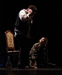 Guido e il soldato (Compagnia Centrale dell'Arte) Tags: resistenza 25aprile teatroscuola francofortini teatrocivile ilsoldato lauraforti mariondamburgo