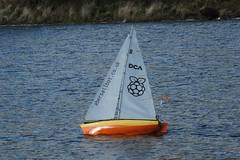 Dewi - 19 (TomGC96) Tags: sailing aberystwyth dewi robotic sailbot abersailbot