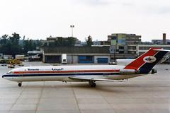 Yemenia - Yemen Airways Boeing 727-2N8/Adv 4W-ACI (Kambui) Tags: airplanes planes aviones avions flugzeuge  avies boeing727 yemenia aeroplani  yemenairways 4waci