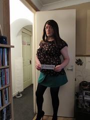 26/5/16 (annajblair) Tags: tgirl transgender sissy transvestite brunette trans crossdresser crossdress tg genderbender femboy genderfluid