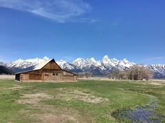 Mormon Row, Kelly, Wyoming (Rosa Say) Tags: kelly wyoming grandtetons jacksonhole mormonrow