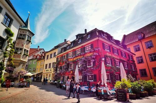 Meersburg - Marktplatz