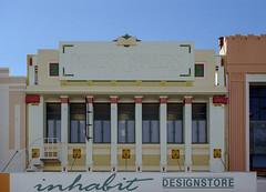 Art Deco buildings in Napier/New Zealand (3) (Teelicht) Tags: newzealand architecture architektur artdeco napier neuseeland hawkesbay