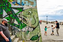 Piran Portoroz (Nymand Geringerer) Tags: graffiti graf piran portoroz