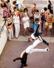 Capoeira (monsieur ours) Tags: street rue capoeira marseille france