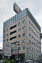 Bank Panin (BxHxTxCx) Tags: building office bandung kantor gedung
