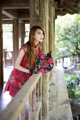 IMG_8742- (monkeyvista) Tags: show girls portrait cute sexy beautiful beauty canon asian photo women asia pretty shoot asians gorgeous models adorable images cutie full frame kawaii oriental sg glamor    6d     gilrs   flh