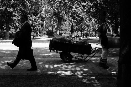Travailleurs de l'ombre